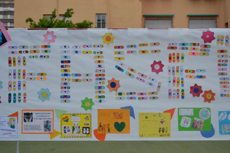 Día FASFI en el Colegio Stella Maris de Almería : Fundación Ayuda
