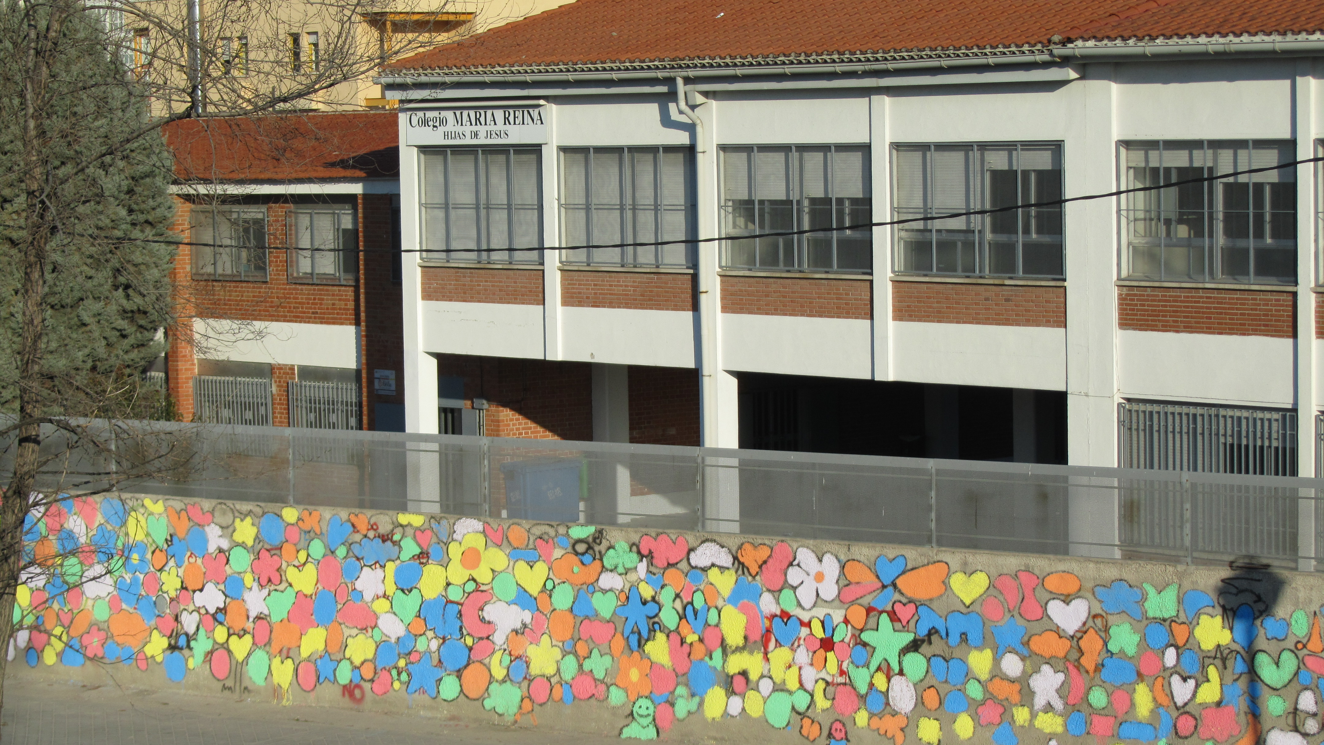 Colegios fi en madrid fasfi fundaci n ayuda solidaria - Colegio escolapias madrid ...