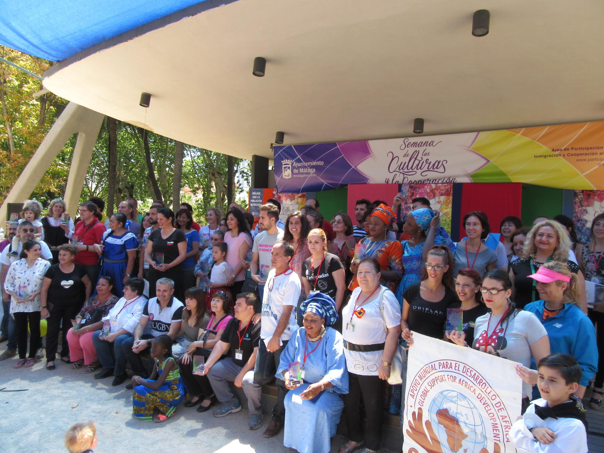 FASFI en la Semana de la Cultura y la Cooperación en Málaga