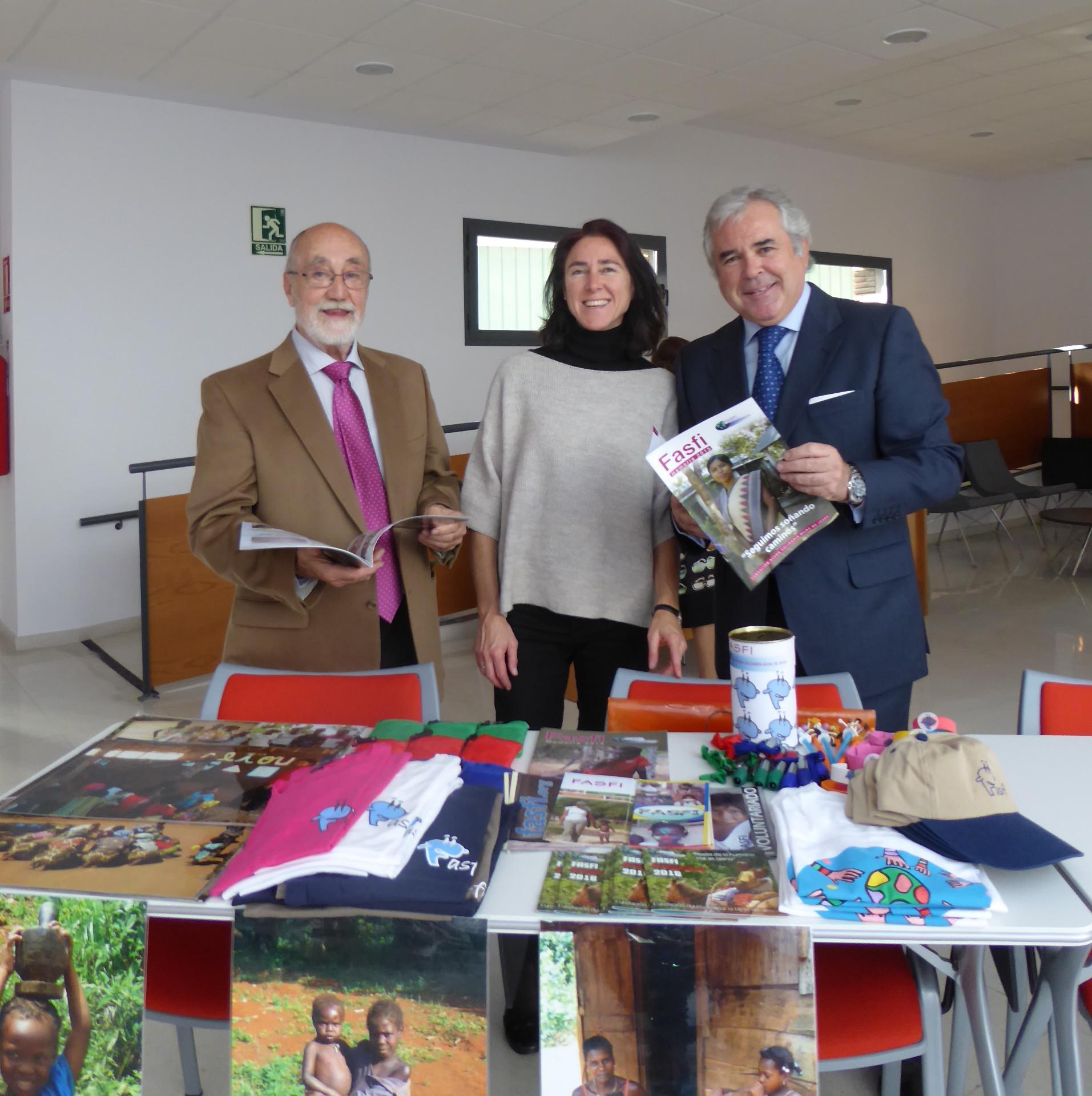 FASFI con el Colegio de Médicos de Málaga