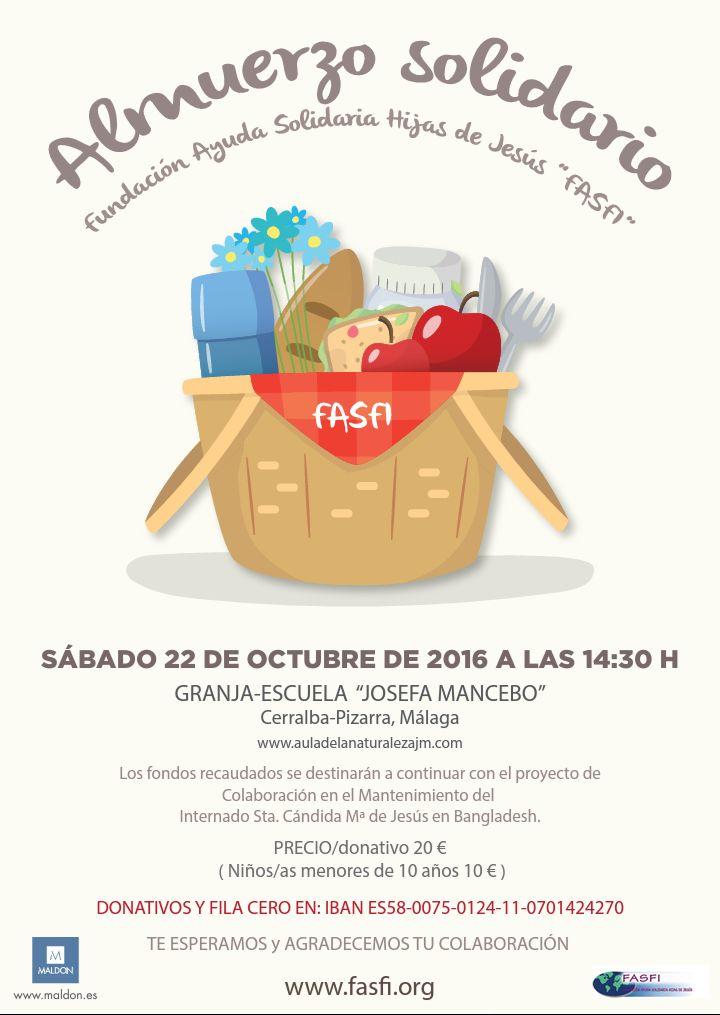 Almuerzo Solidario FASFI 2016