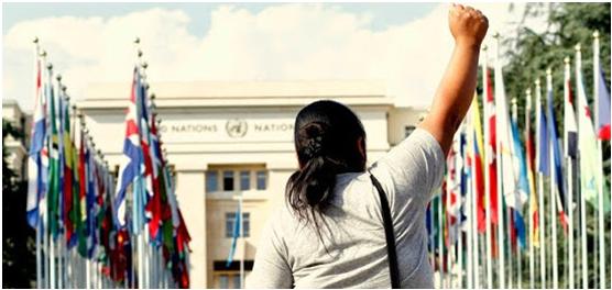 Adhesión al Movimiento Global por un Tratado Vinculante para la defensa de los DDHH