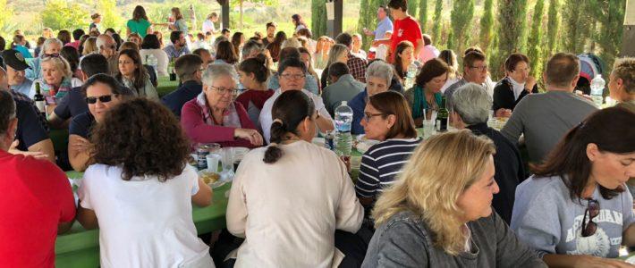 VI Almuerzo Solidario organizado por la Delegación de FASFI en Andalucía