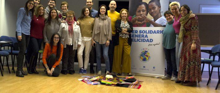 Acogida de voluntarios internacionales 2019