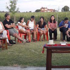 Una voluntaria de Uruguay viaja mañana a Villa Ocampo, Argentina