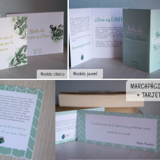 Tarjetas de bodas: Una nueva manera de colaborar con FASFI