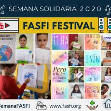 Semana solidaria FASFI 2020