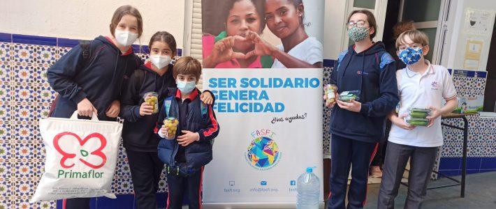 Semana de la Solidaridad en el Colegio Stella Maris de Almería