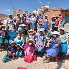 Carta desde Barrio Lindo. Día de la Mujer Rural